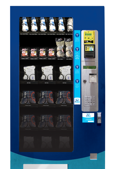 All Round Vending: Healthy Vending Machines
